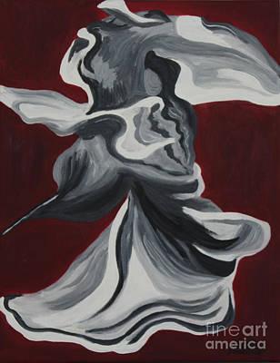 Painting - Magic Dance by Annette M Stevenson