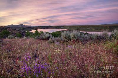 Photograph - Magic Dawn by Idaho Scenic Images Linda Lantzy