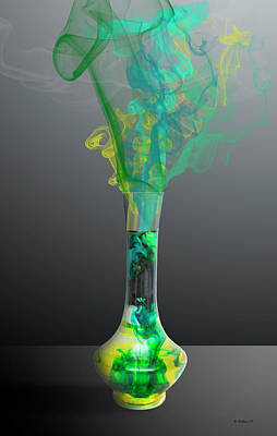 Digital Art - Magic Elixir by Brian Wallace