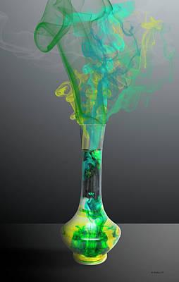 Labs Digital Art - Magic Elixir by Brian Wallace