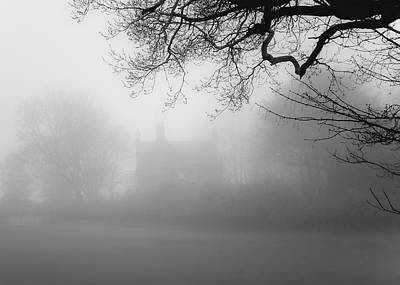 Abstract Photograph - Magic Fog by Svetlana Sewell