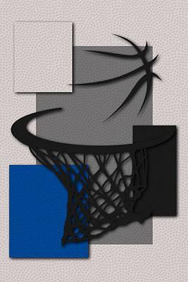 Magic Hoop Art Print by Joe Hamilton