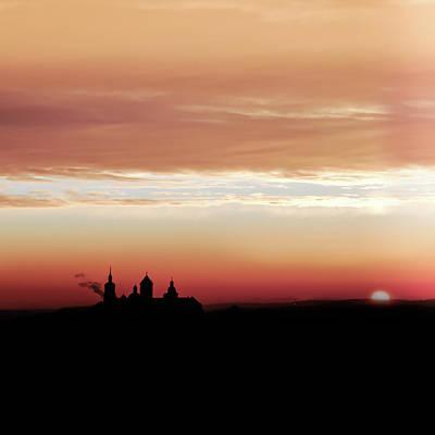 Photograph - Magic Horizon by Motty Henoch