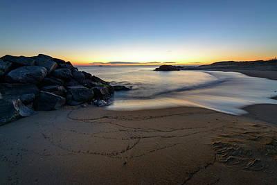Photograph - Magic Hour by Michael Scott