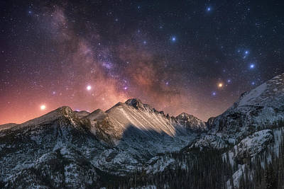 Photograph - Magic In The Mountains by Darren White