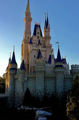 Photograph - Magic Kingdom by Lorna Maza