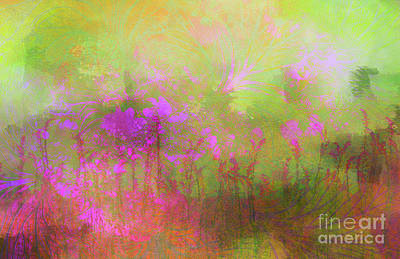 Photograph - Magic Meadow by Judi Bagwell