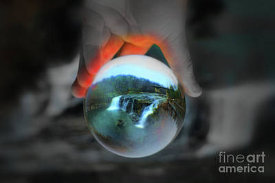 Photograph - Magic Moment by Rick Lipscomb