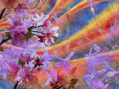 Digital Art - Magic Morning by Kiki Art