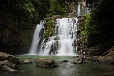 Photograph - Magic Nauyaca Waterfalls  by Rodrigo Santamaria