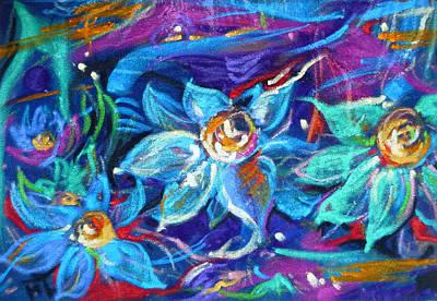 Magic Of Midnight Art Print