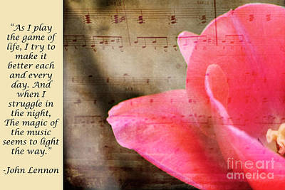 Photograph - Magic Of Music by Traci Cottingham