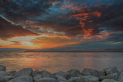 Central Coast Photograph - Magic Sky  by Bill Roberts