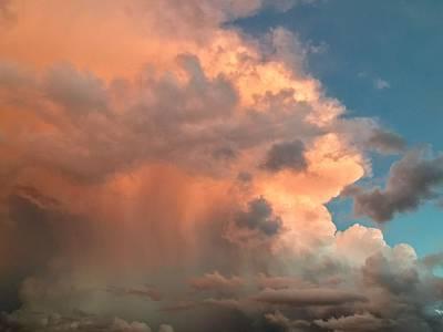 Photograph - Magic Sky by Masha Batkova