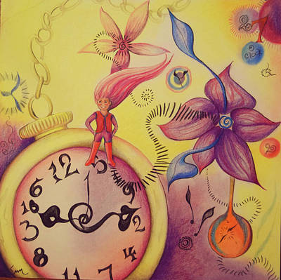 Pastel - Magic Time Is Created by Emily Maynard