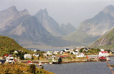 Photograph - Magic View Of Reine by RicardMN Photography