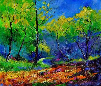 Rights Managed Images - Magic wood 67 Royalty-Free Image by Pol Ledent