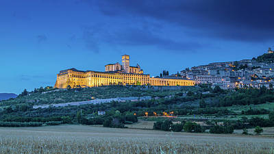 Photograph - Magical Assisi by JR Photography