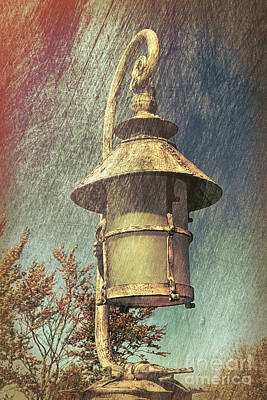 Photograph - Magical Lantern by Mariola Bitner