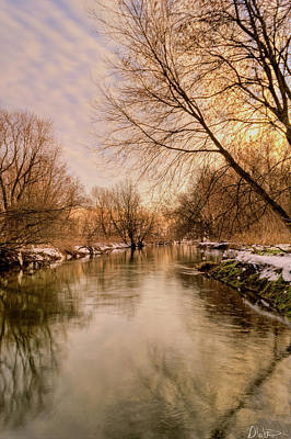 Photograph - Magical Moments On The Thames River by Garvin Hunter