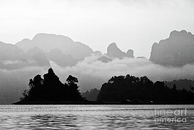 Photograph - Magical Thai Landscape by Craig Lovell