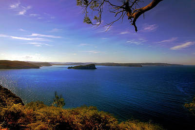 Photograph - Magical View From West Head by Miroslava Jurcik