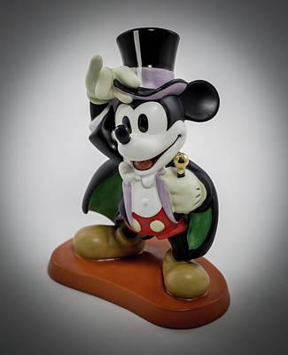 Photograph - Magician Mickey by Greg Thiemeyer