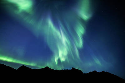 Photograph - Magnetic Storm by Sebastian Worm