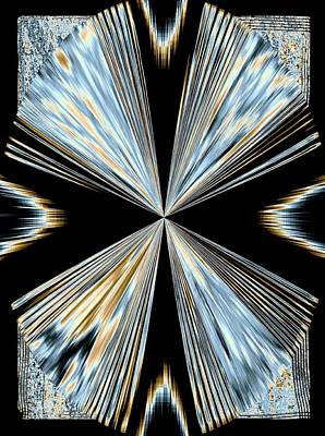 Magnetism 2 Art Print by Will Borden