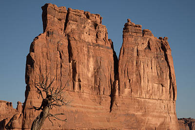 Photograph - Magnificant Monoliths Archs N.p. by Michael Gooch