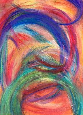 Drawing - 'magnificent Glow' by Kelly K H B