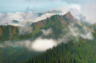 Photograph - Magnificent Mountains by Crystal Hoeveler