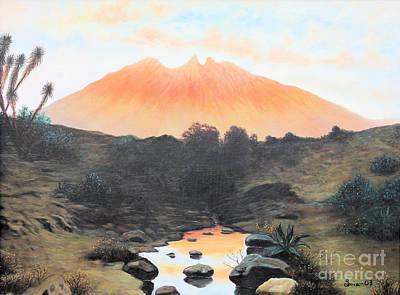 Painting - Magnitude by Sonia Flores Ruiz
