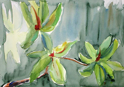 Painting - Magnolia Grove4 by Tom Simmons