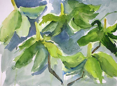 Painting - Magnolia Grove5 by Tom Simmons