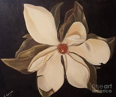 Painting - Magnolia by Isabel Honkonen