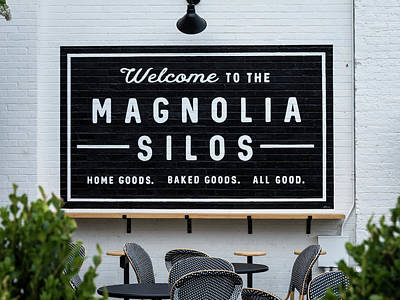 Photograph - Magnolia Market Bakery by Debra Martz