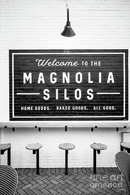 Photograph - Magnolia Silos Baking Co. by Imagery by Charly