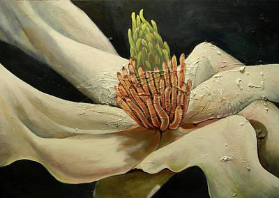 Painting - Magnomagic by Johannes Margreiter