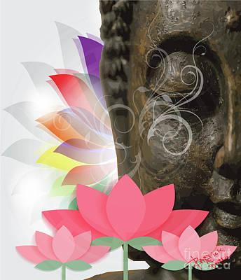 mahaparinirvana Lord Buddha Breathed his last breath Original