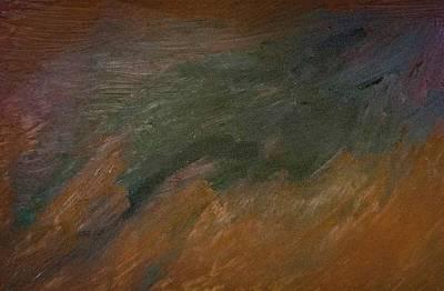 Painting - Mahogany by Samuel Pye