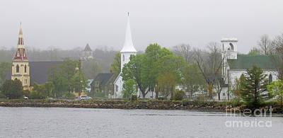 Lucille Ball - Mahone Bay Nova Scotia  6153 by Jack Schultz