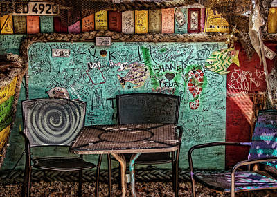 Photograph - Mahuffers Bar by Jerry Golab