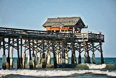 Photograph - Mai Tiki Bar - Cocoa Beach Pier - Florida by Greg Jackson