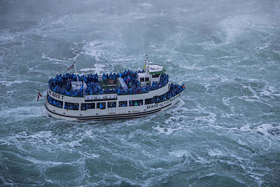 Photograph - Maid Of The Mist by John McGraw