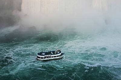 Maid Of The Mist -  Art Print