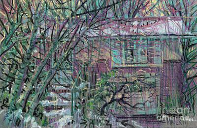 Maier House Art Print by Donald Maier