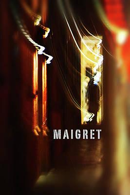 Photograph - Maigret by Charles Stuart