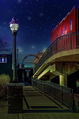 Photograph - Main Street, Usa by Judy Johnson
