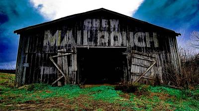 Photograph - Mail Pouch Barn by Norman Hall